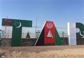 افتتاح پروژه «تاپی» در هرات؛ روند احداث خط لوله انتقال گاز در افغانستان آغاز شد