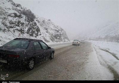 ادامه بارش های باران و برف در روزهای آتی/سامانه بارشی جدیدی وارد کشور می شود