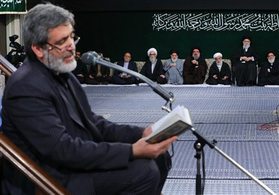 مداحی «مهدی سماواتی» در حسینیه امام خمینی(ره) + صوت