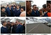 آذربایجانشرقی| گردنه حادثه خیز «علم آقاجی» اصلاح میشود