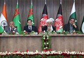 وزیراعظم پاکستان اور افغان صدر نے تاپی گیس منصوبے کا افتتاح کردیا