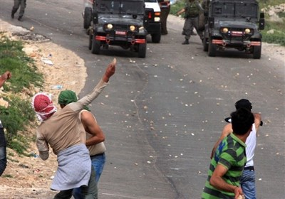 اصابات برصاص الکیان الصهیونی فی الضفة الغربیة