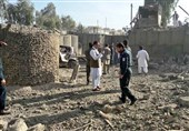 حملات انتحاری به پایگاههای نیروهای نظامی و امنیتی در جنوب افغانستان