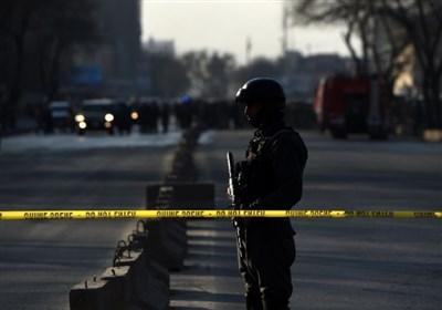 حمله انتحاری در نزدیکی سفارت آمریکا در کابل