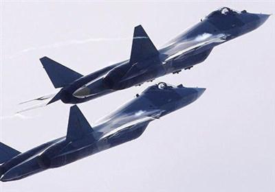 """علت فرود 2 جنگنده جدید «سوخوی-57» در پایگاه """"حمیمیم"""" سوریه"""