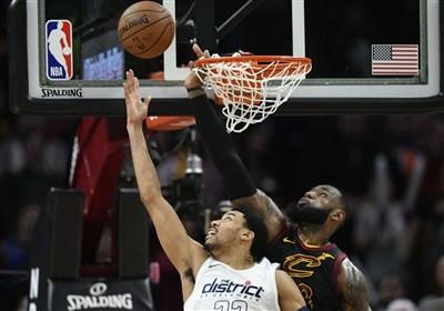 لیگ NBA|پیروزی کاوالیرز با درخشش جیمز/ پل از رکورد ایورسن گذشت