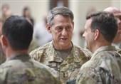 فرمانده ویژه آمریکایی در افغانستان: جنگ در این کشور دشوار و طولانی خواهد بود