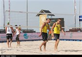 گلستان| تورنمنت والیبال ساحلی با شرکت 20 تیم در بندرترکمن برگزار شد
