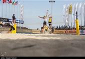 گزارش خبرنگار اعزامی تسنیم از اندونزی  حریفان تیمهای والیبال ساحلی ایران در مرحله گروهی مشخص شدند