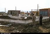 کرمان| فنداسیون 100 واحد مسکونی در منطقه زلزلهزده کوهبنان به اتمام رسیده است