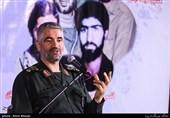 سردار فضلی در بیجار: دشمنان وحدت ایرانیان را نشانه گرفتهاند/ زنده نگهداشتن یاد و راه شهدا باید تداوم داشته باشد