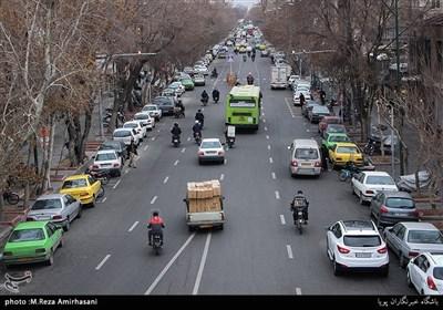 خیابان ابوسعید واقع در خیابان وحدت اسلامی