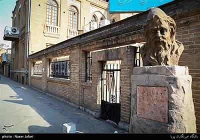 مجسمه ابوالخیر