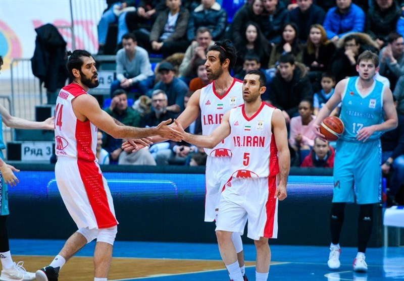 FIBA Basketball World Cup Asian Qualifiers: Iran Downs Iraq