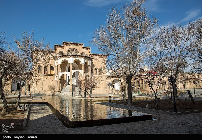 Khosro Abad Mansion in Sanandaj: A Tourist Attraction of Iran