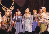 موزیکال «Frozen» دیزنی در برادوی: برهنگی فراتر از انتظار