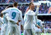 لالیگا| تداوم کامیابیهای رئال مادرید با گلزنی BBC