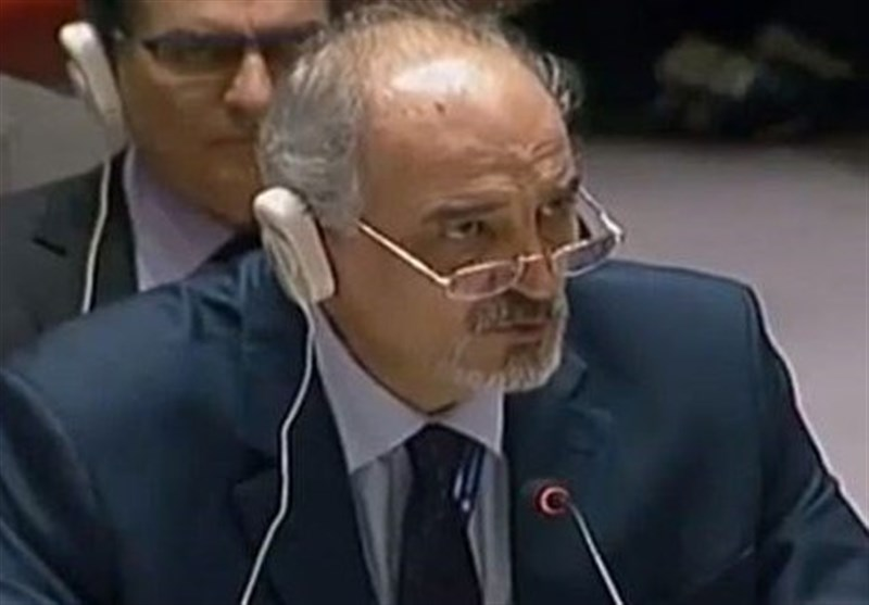 الجعفری: نمارس حقا سیادیا بالدفاع عن أنفسنا وسنستمر فی مکافحة الإرهاب أینما وجد على الأرض السوریة