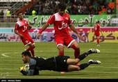 لیگ برتر فوتبال| تساوی یک نیمهای پدیده و سپیدرود
