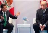 آمادهباش مکزیک برای جنگ اقتصادی با آمریکا