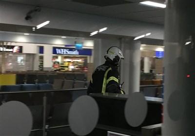 فرودگاه بریستول انگلیس تخلیه شد