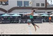 تور جهانی والیبال ساحلی عمان| تیم ایران نایب قهرمان شد