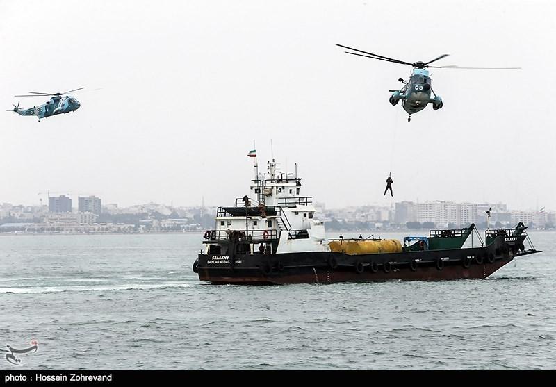 ایران کی جانب سے امریکی گیدڑ بھبکیوں کا عملی جواب، خلیج فارس میں جنگی مشقیں زور و شور سے جاری