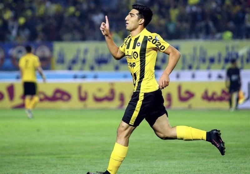 سپاهان یک بازیکن جدید جذب کرد + عکس
