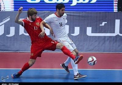 Iran Futsal Held by Azerbaijan at Caspian Cup - Sports news