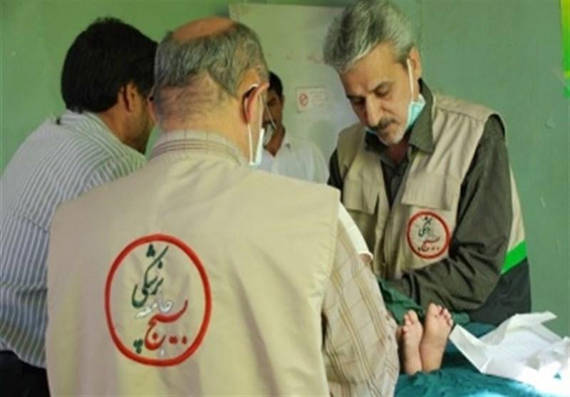 بسیج به 5 هزار نفر از محرومان استان اصفهان خدمترسانی پزشکی کرد