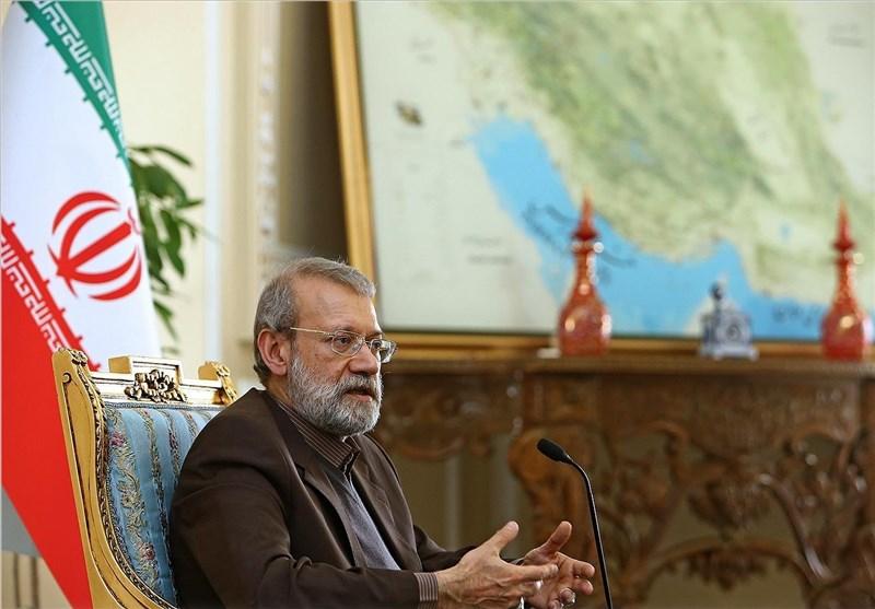 لاریجانی: بازار ثانویه ارز نابسامان نیست
