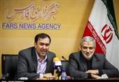 قلیزاده: رسانههای انقلابی هیچگاه رقیب هم نیستند/ تیرانداز: «فارس» و «تسنیم» قطب رسانههای انقلاب هستند