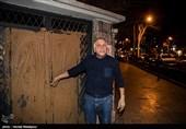 """چرا احمد نجفی درِ شورای صنفی نمایش را """"گِل"""" گرفت+ فیلم کامل توضیحات"""