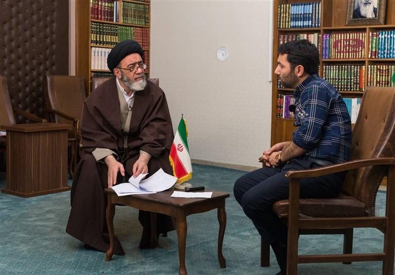 گفتوگوی تسنیم با امام جمعه محبوب تبریزیها؛ از حضور در سینما و زندان تا رفتن به استادیوم و تماشای فوتبال+ فیلم