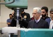 اهواز| بازدید وزیر علوم از دانشکده فنی دانشگاه شهید چمران اهواز به روایت تصویر