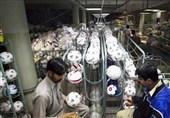 سیری در پاکستان16؛ پاکستان بزرگترین سازنده و صادر کننده توپ فوتبال در جهان+تصاویر