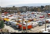 کرمانشاه| تکذیب سرقت کت و شلوارهای اهدایی به زلزلهزدگان