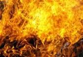 بندرعباس| انفجار در آزمایشگاه فولاد هرمزگان روی داد