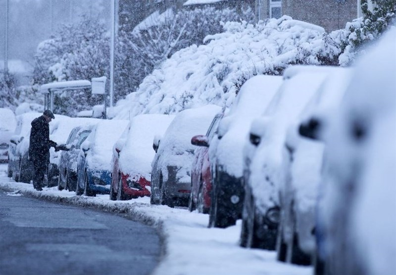 UK: Death Toll Rises to 10 as Temperatures Plummet