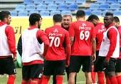امضای پیراهن تیم ملی در تمرین پرسپولیس و درخواست هواداران از گرشاسبی