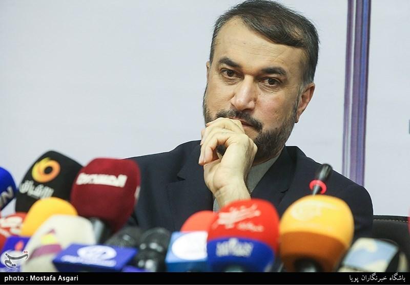 امیرعبداللهیان: خروج ایران از سوریه در دستور کار مذاکرات ترامپ-پوتین نیست