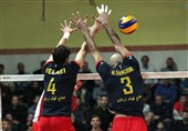 Iran's Khatam into Asian Club Volleyball Championship Semis