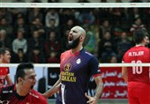 Iran's Khatam Earns Second Win at Asian Club Volleyball C'ship