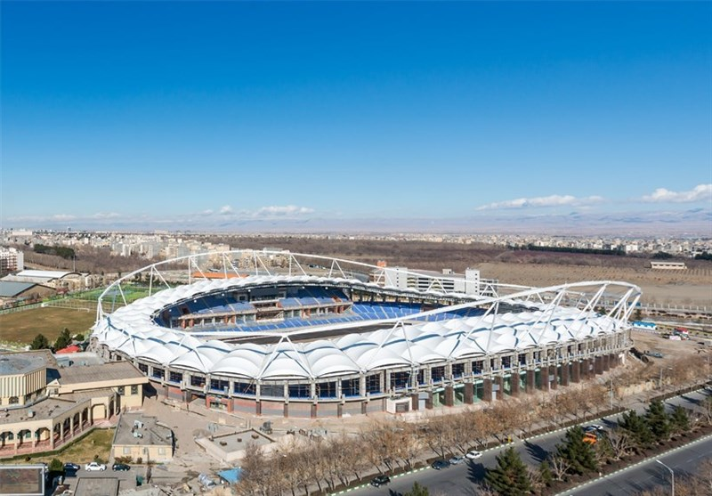 ورزشگاه امام رضا(ع) مشهد به گیتهای الکترونیکی مجهز شد