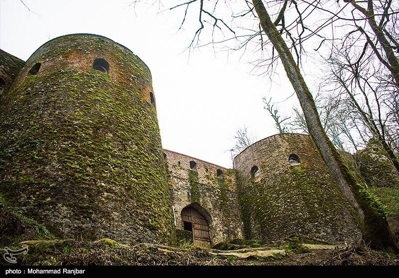 قلعة رودخان.. من أکبر القلاع التاریخیة القدیمة فی إیران + صور