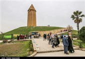 گلستان| حریم برج جهانی قابوس با 5 میلیارد تومان ساماندهی میشود