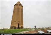 گلستان|برج جهانی قابوس یادگار شکوه جرجان با قدمت هزار ساله+تصاویر