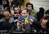 عراقجی: الشرطة البریطانیة تقاعست فی حادث الاعتداء على السفارة