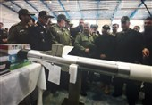 IRGC Unveils New Anti-Armor Missile, Other Military Gear