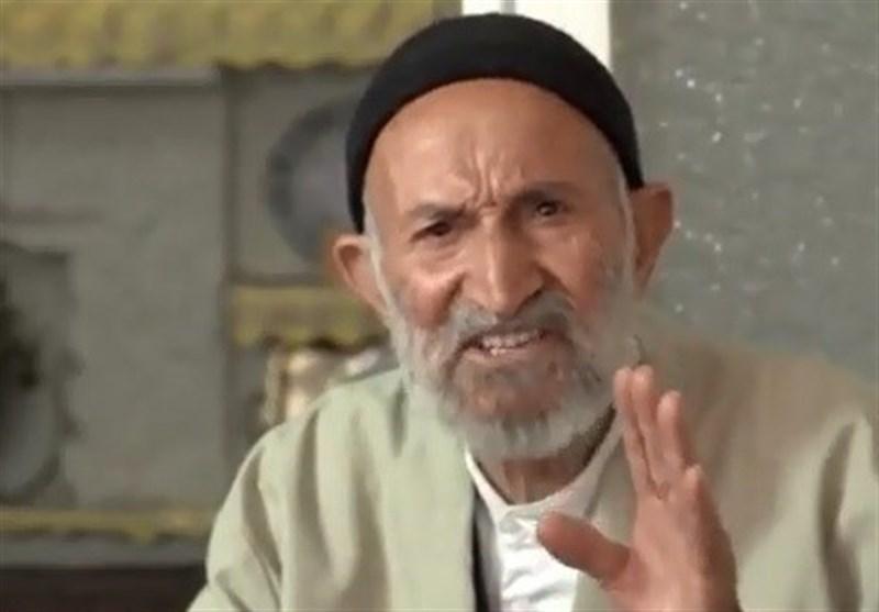 فیلم/ پیرمرد 119 ساله ایرانی که تا به امرز به پزشک مراجعه نکرده است!